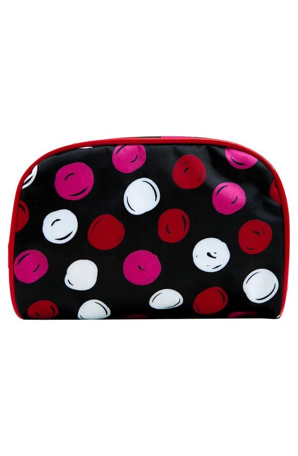 Alternate Image 3  - Tricoastal Design 'Dot' Cosmetics Bag Set
