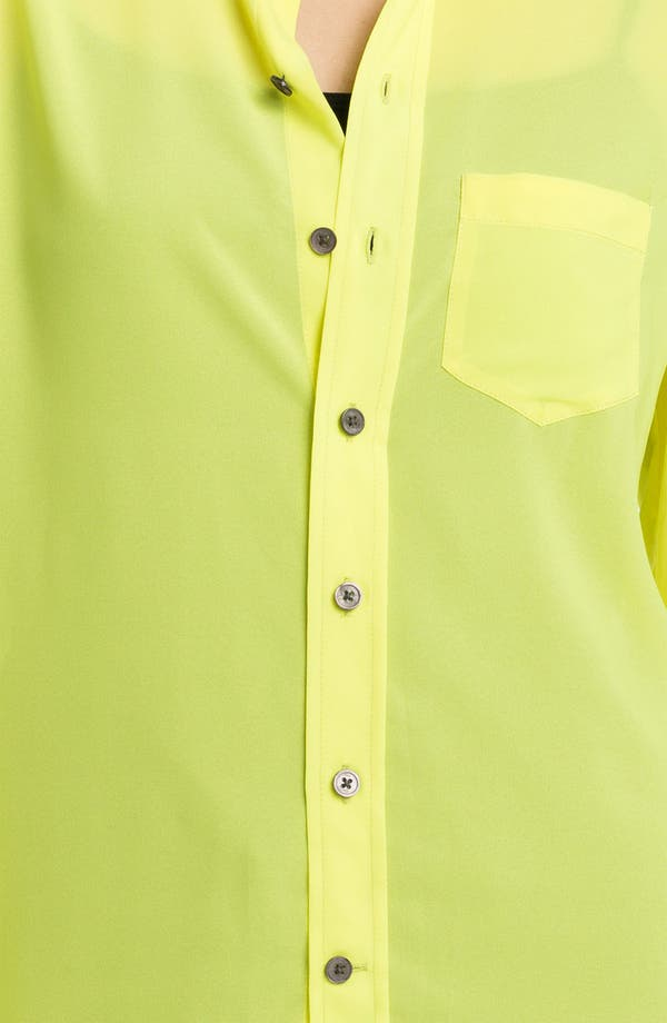 Alternate Image 3  - Two by Vince Camuto Big Shirt