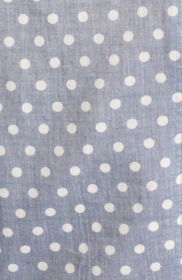 Alternate Image 3  - KUT from the Kloth 'Jules' Dot Print Shirt