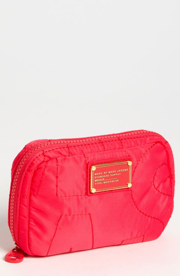 Main Image - MARC BY MARC JACOBS 'Pretty Nylon' Compact Travel Cosmetics Case