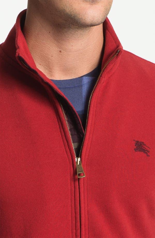 Alternate Image 3  - Burberry Brit 'Carr' Zip Front Fleece Jacket