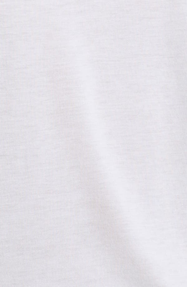 Alternate Image 3  - AG Jeans Scoop Neck Tee