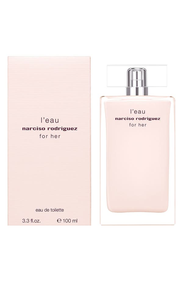 Alternate Image 2  - Narciso Rodriguez 'L'Eau for Her' Eau de Toilette