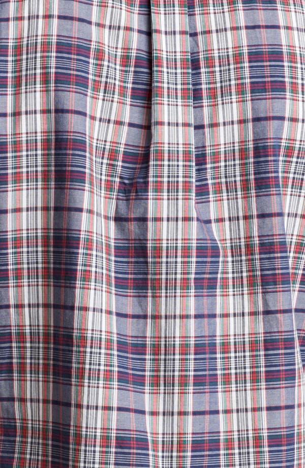 Alternate Image 3  - Todd Snyder Plaid Shirt