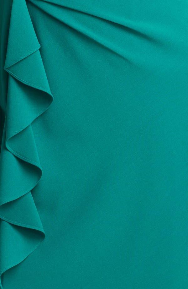Alternate Image 3  - Adrianna Papell Ruffled Sheath Dress (Plus)