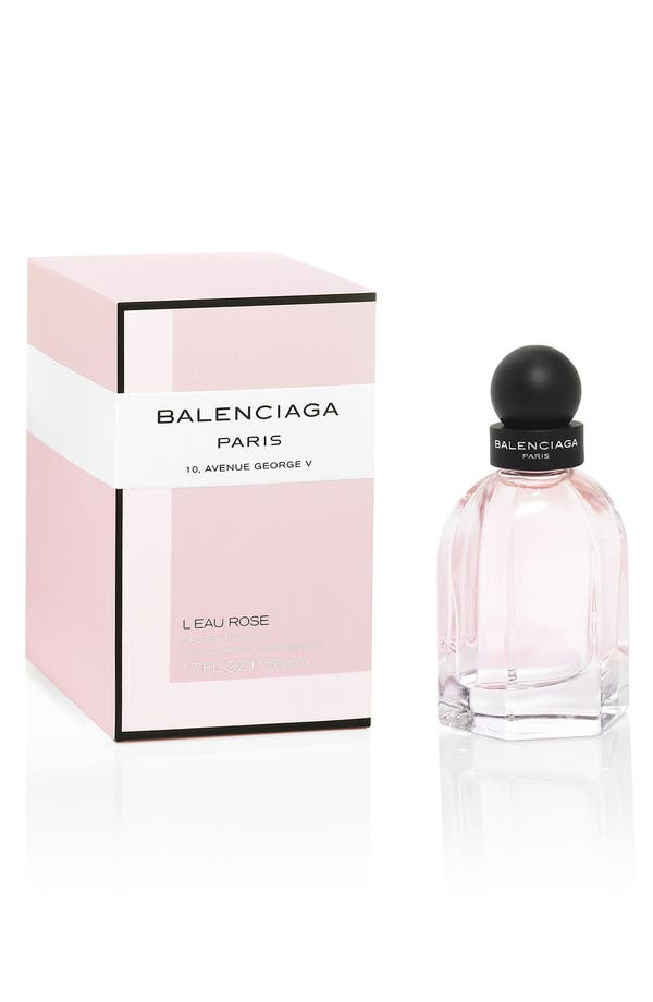 Alternate Image 2  - Balenciaga Paris 'L'Eau Rose' Eau de Toilette (Nordstrom Exclusive)