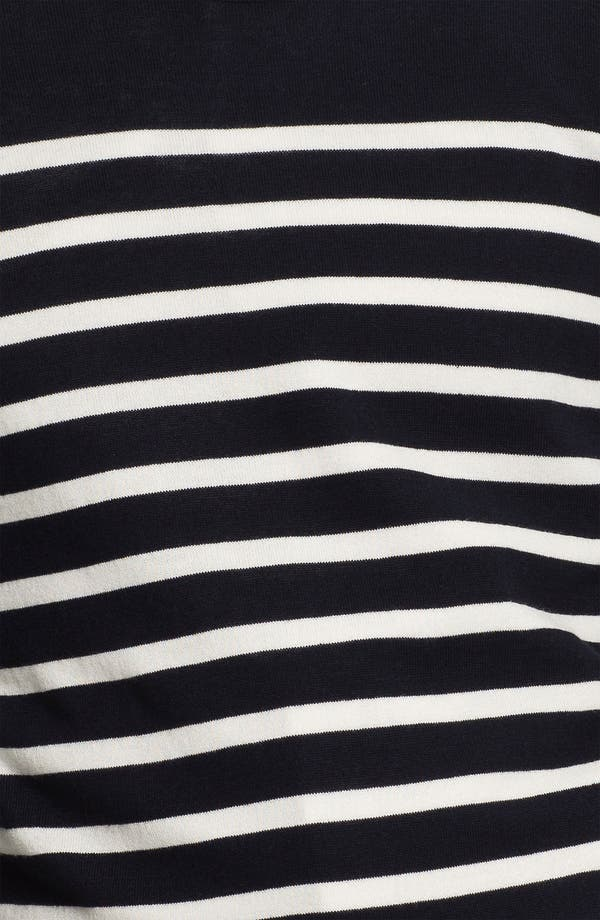 Alternate Image 3  - Wallin & Bros. 'Drayton Stripe' Crewneck Sweater
