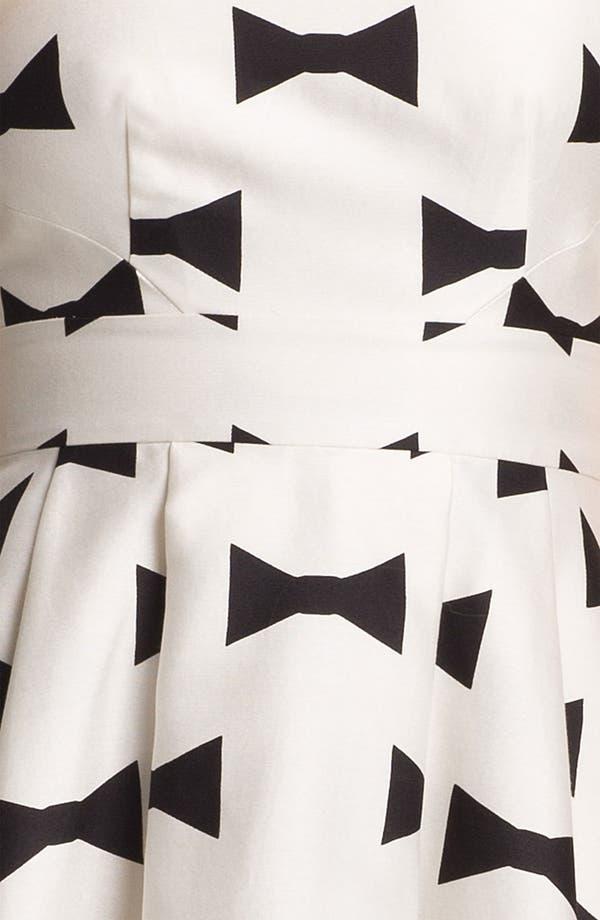 Alternate Image 3  - kate spade new york 'marilyn' fit & flare dress