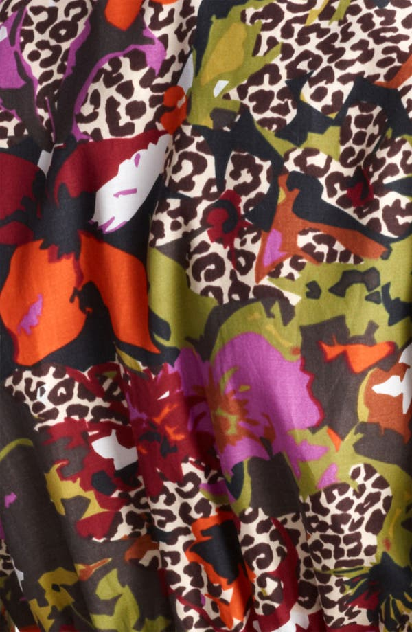 Alternate Image 3  - Max Mara Belted Floral Print Jacket