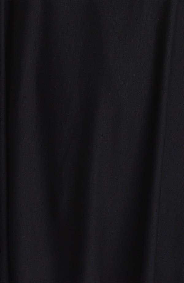 Alternate Image 3  - Eileen Fisher Ballet Neck Poncho Jersey Top