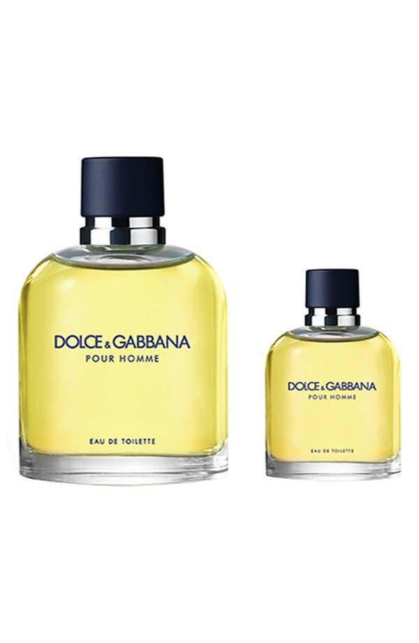 Alternate Image 2  - Dolce&Gabbana Beauty 'Pour Homme' Fragrance Set ($113 Value)