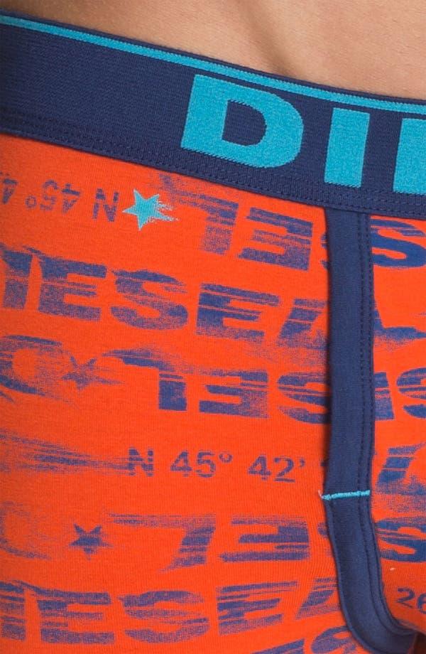 Alternate Image 3  - DIESEL® 'Semanjo' Print Trunks