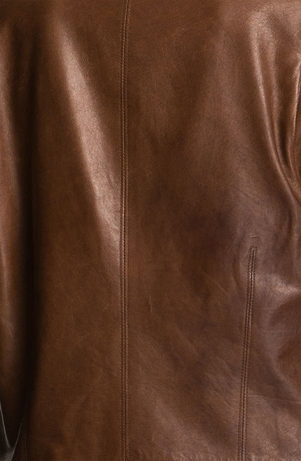 Alternate Image 6  - Veda 'Max' Convertible Leather Jacket