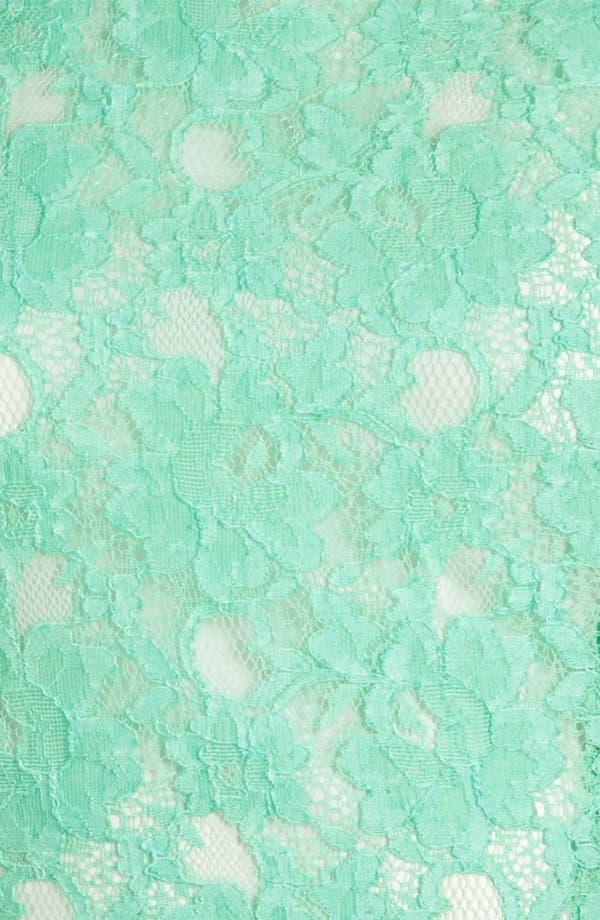 Alternate Image 3  - ASTR Cutout Lace Dress