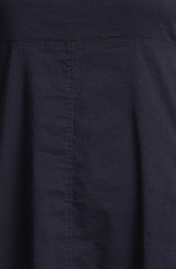 Alternate Image 3  - Eileen Fisher Midi A-Line Dress (Plus Size)