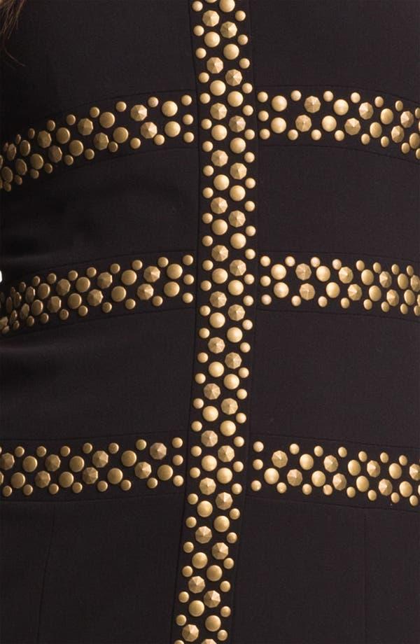 Alternate Image 3  - BCBGMAXAZRIA Studded Sheath Dress