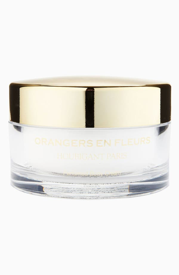 Main Image - Houbigant Paris 'Orangers en Fleurs' Body Cream