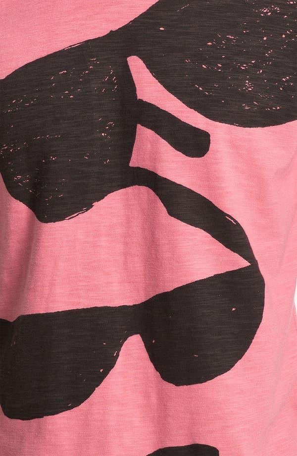 Alternate Image 3  - Edun Slub Graphic T-Shirt