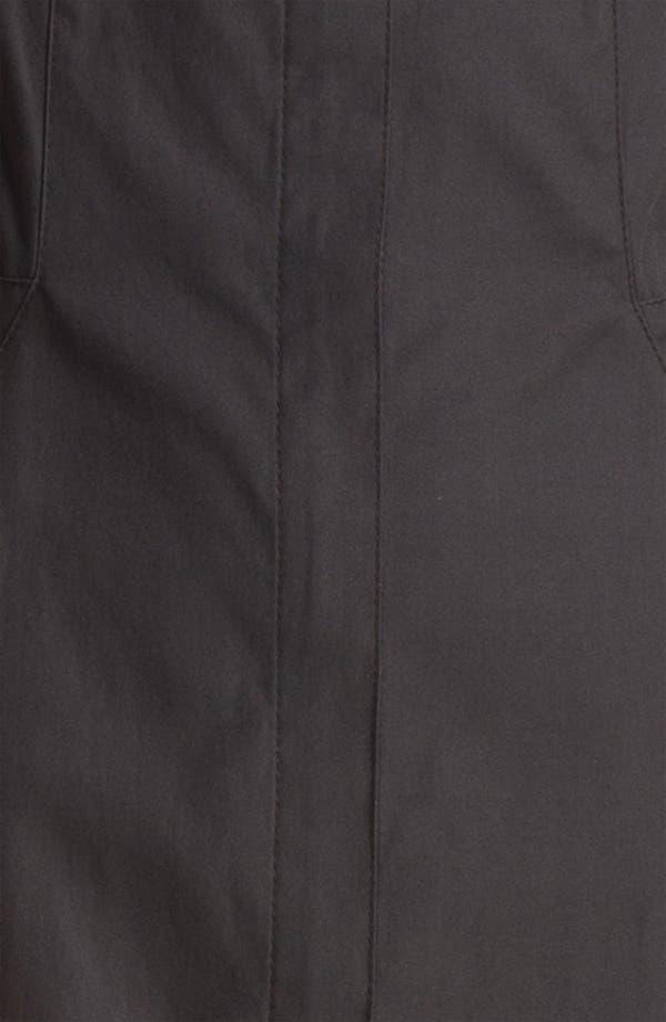 Alternate Image 3  - 3.1 Phillip Lim 'Flirt' Sleeveless Gabardine Shirtdress