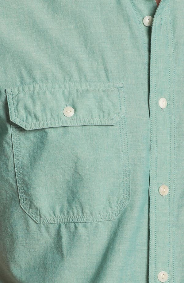 Alternate Image 3  - Woolrich John Rich 'Expedition' Chambray Shirt