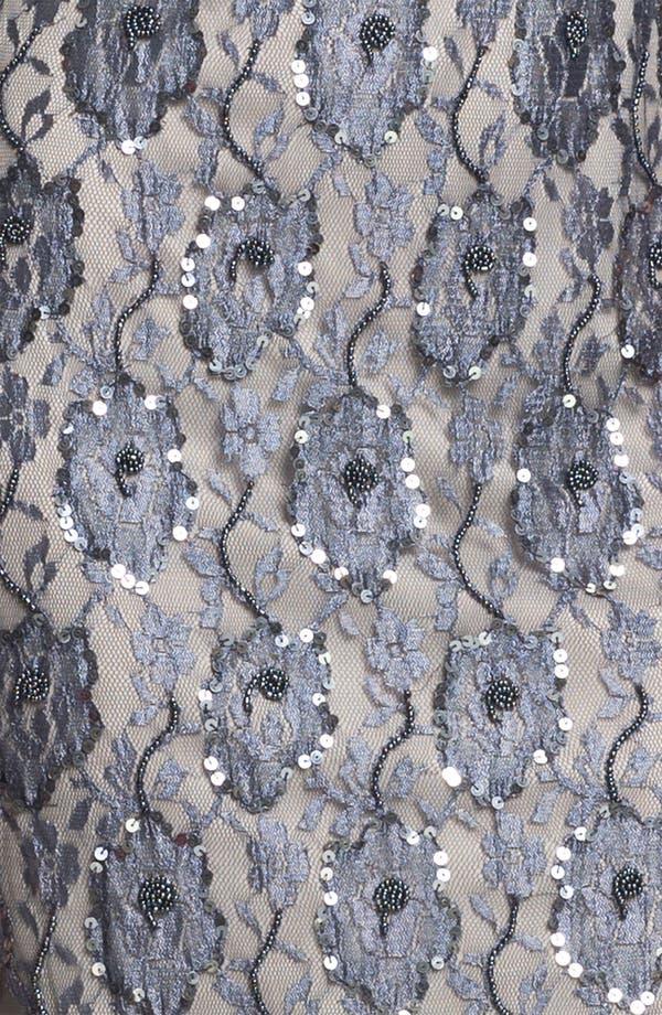 Alternate Image 3  - Pisarro Nights Embellished Lace Sheath Dress