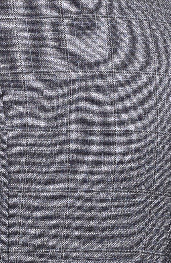 Alternate Image 3  - Armani Collezioni Windowpane Wool & Silk Sportcoat