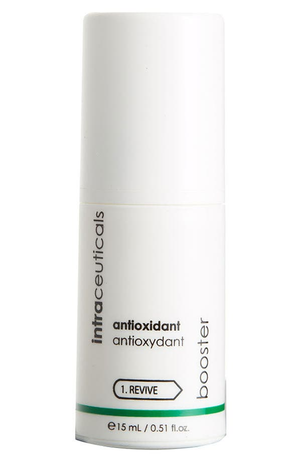 Alternate Image 1 Selected - intraceuticals® 'Booster' Antioxidant Serum