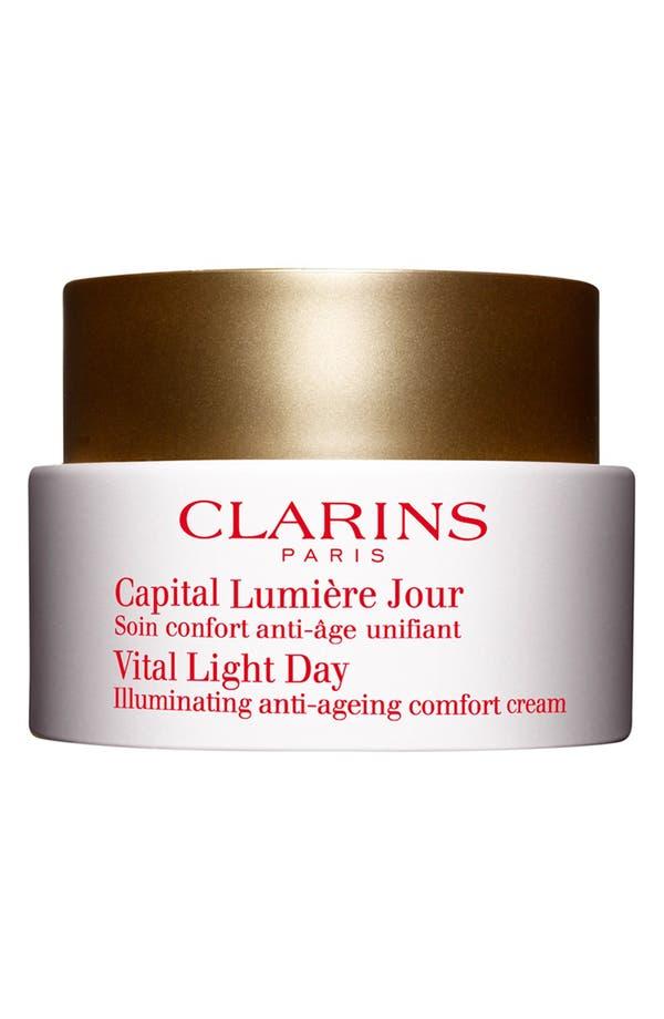 Main Image - Clarins 'Vital Light' Day Cream for Dry Skin