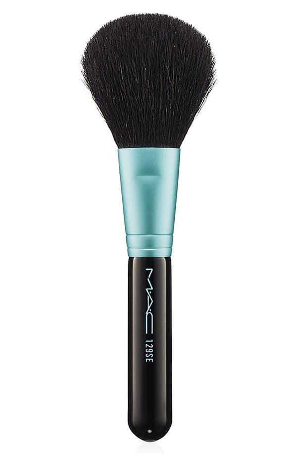 Alternate Image 1 Selected - M·A·C 129 SE Powder/Blush Brush