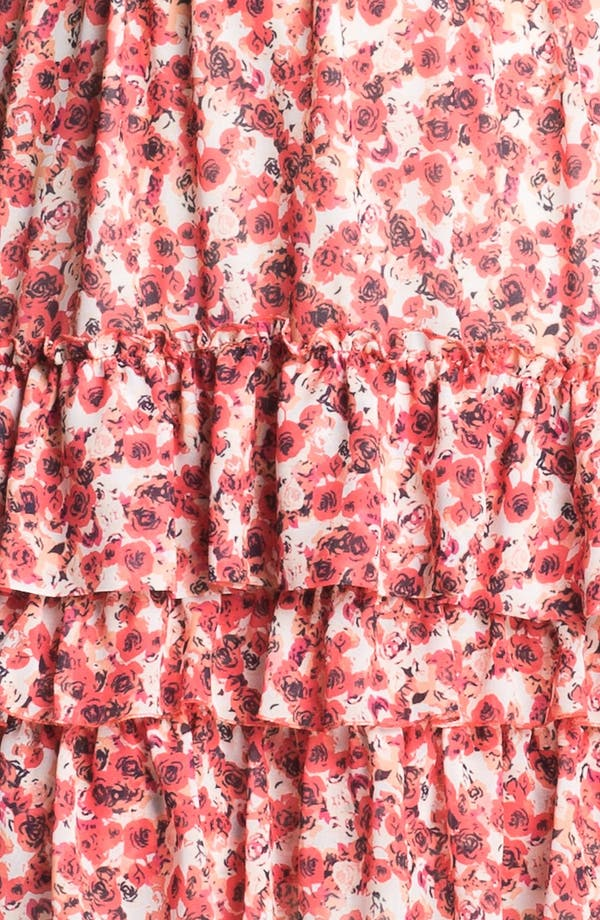 Alternate Image 3  - Mcginn 'Annie' Tiered Floral Print Dress