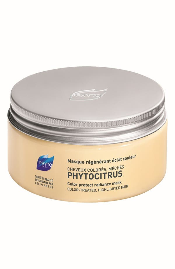 CITRUS COLOR PROTECT RADIANCE MASK