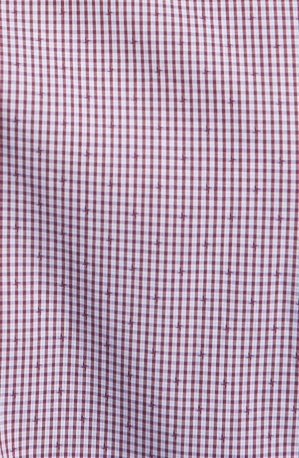 Alternate Image 3  - Z Zegna Slim Fit Sport Shirt