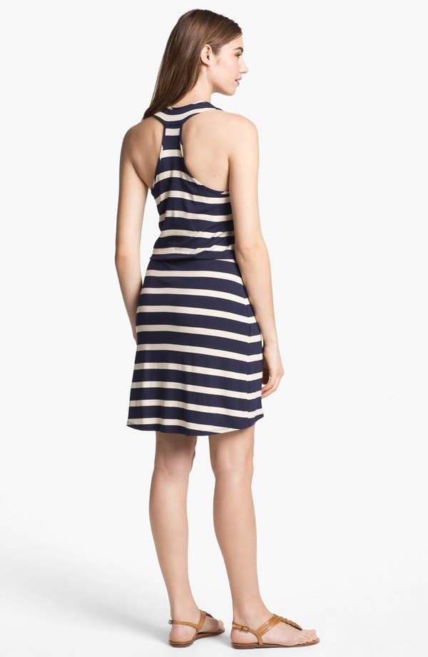 Alternate Image 2  - LAmade Racerback Faux Wrap Dress