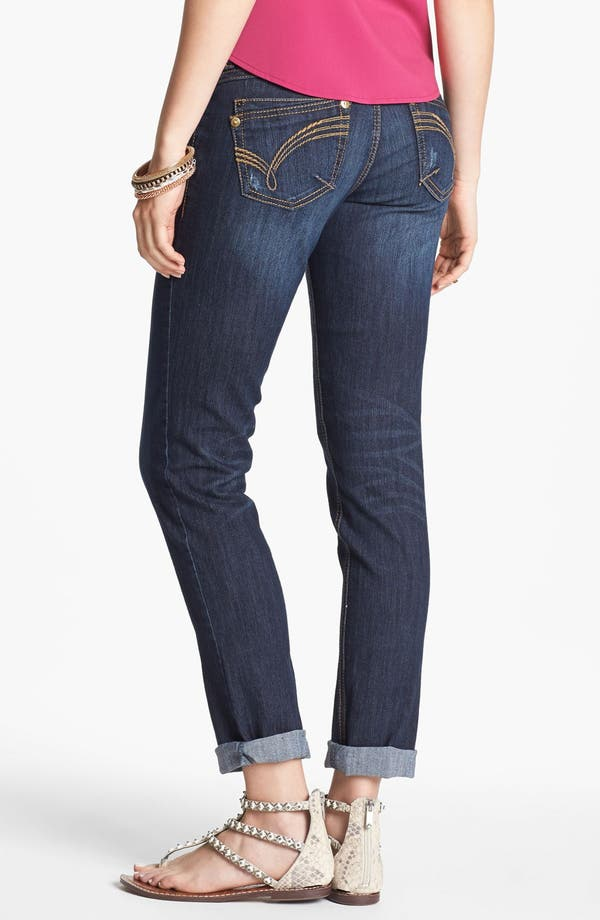 Alternate Image 1 Selected - Jolt Skinny Jeans (Juniors) (Online Only)