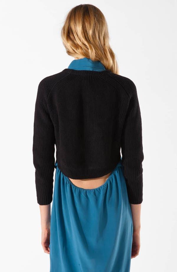 Alternate Image 2  - maje 'Apples' Crop Sweater