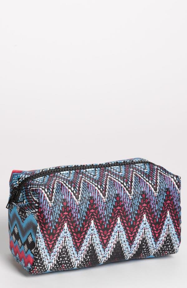 Alternate Image 1 Selected - BP. 'Blue Waves' Cosmetics Bag (Juniors)