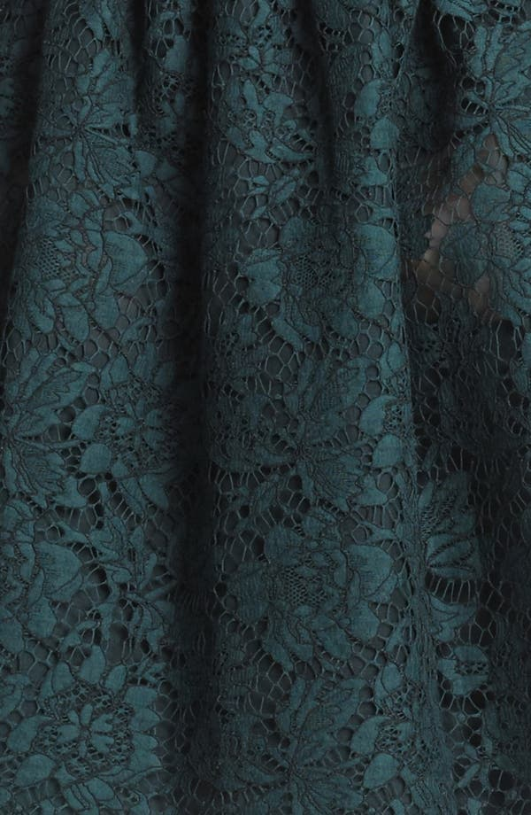 Alternate Image 3  - Valentino Embroidered Lace Dress