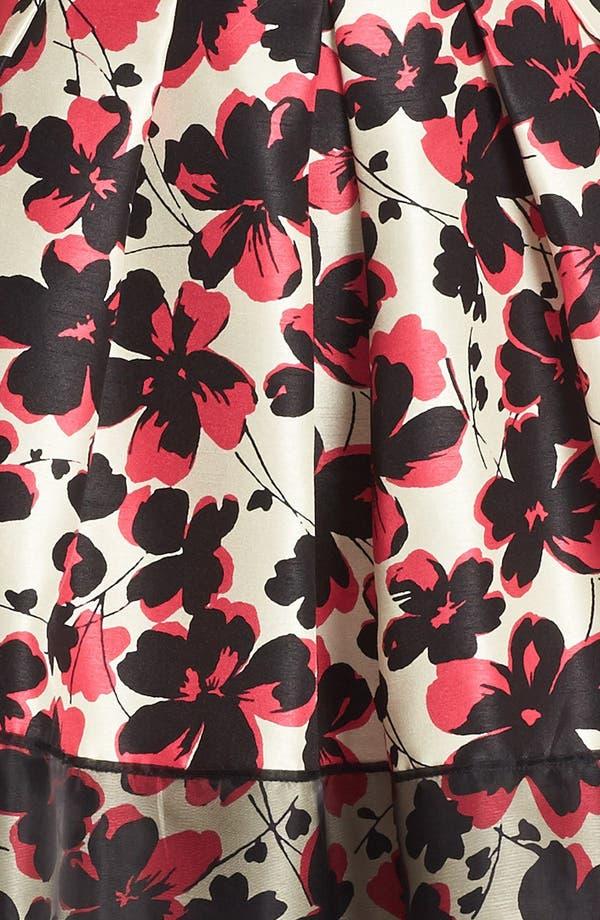 Alternate Image 3  - Taylor Dresses Fit & Flare Dress