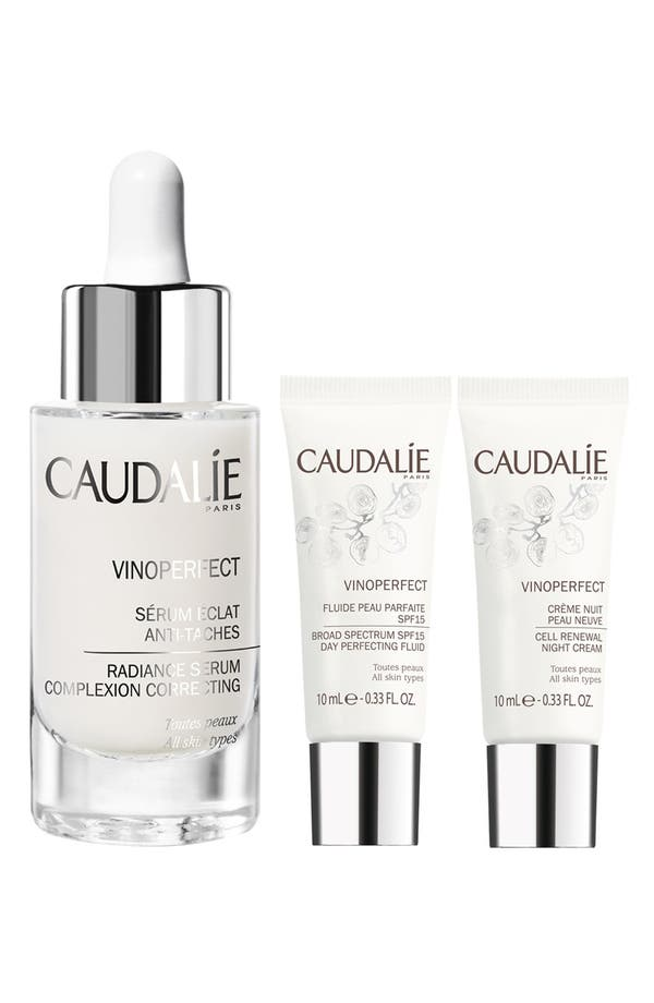 Main Image - CAUDALÍE 'Vinoperfect' Complexion Correcting Set ($115 Value)