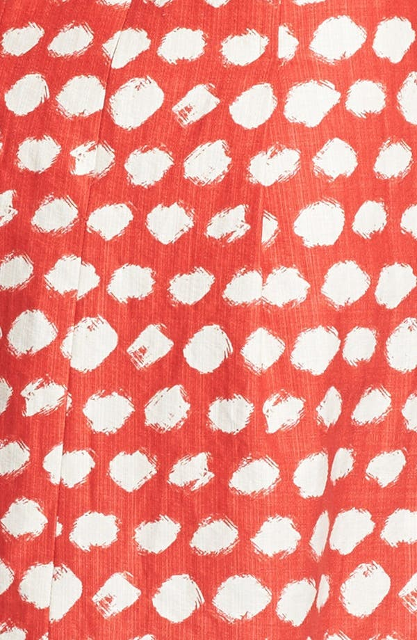 Alternate Image 4  - Eliza J Belted A-Line Dress