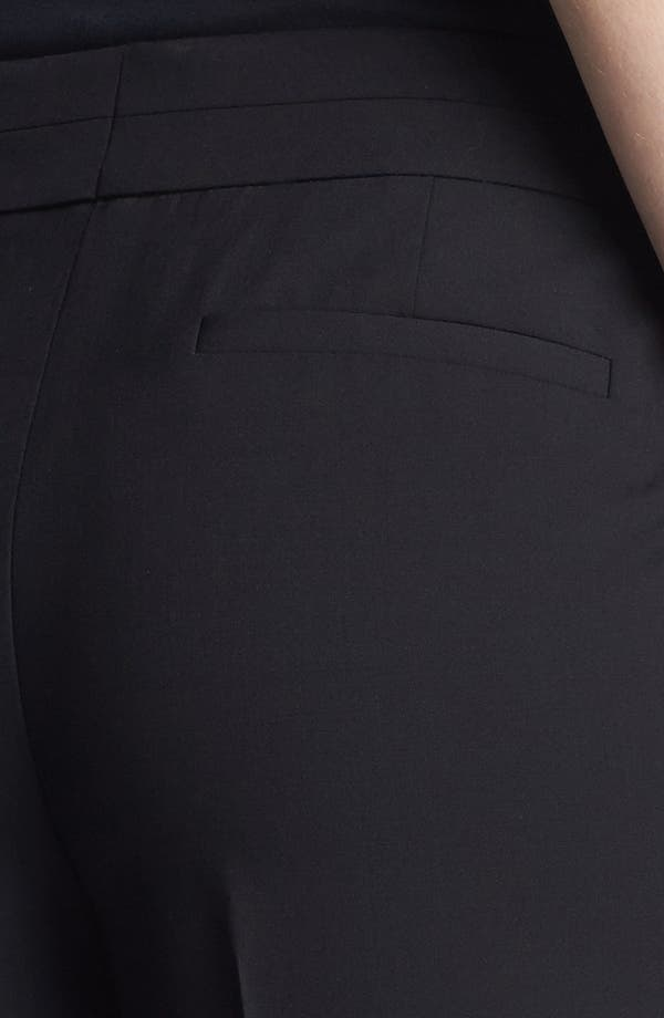 Alternate Image 5  - Classiques Entier® Stretch Wool Trousers