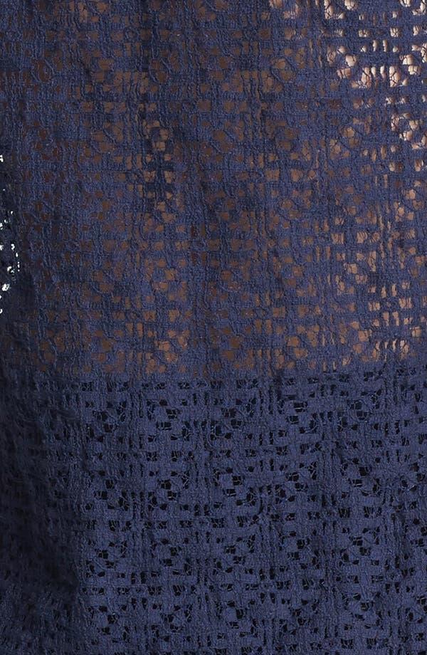 Alternate Image 3  - Diane von Furstenberg 'Liva' Lace Top