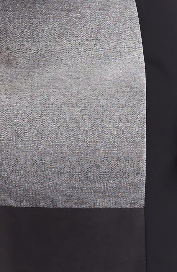 Alternate Image 3  - Lafayette 148 New York 'Penny - Saturnine Cloth' Dress