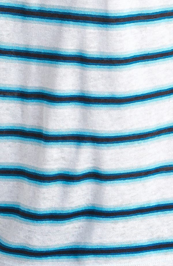 Alternate Image 3  - MARC BY MARC JACOBS Stripe Linen Tee
