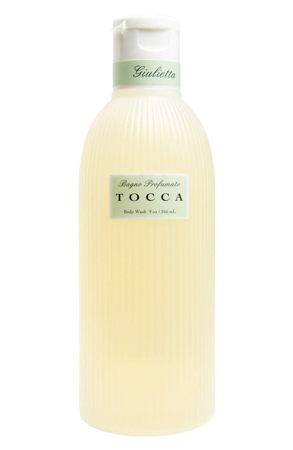 Alternate Image 1 Selected - TOCCA 'Giulietta' Body Wash
