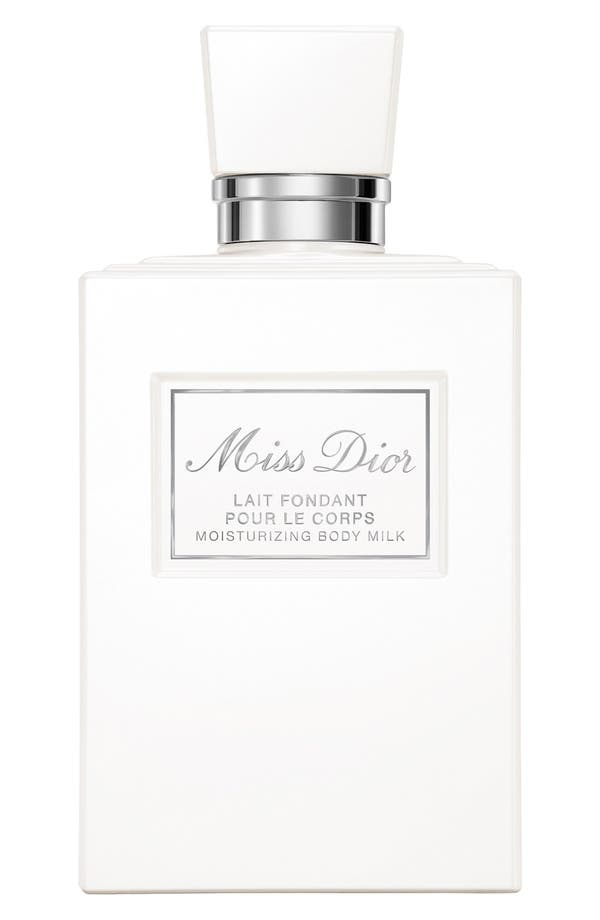 Alternate Image 1 Selected - Dior 'Miss Dior' Moisturizing Body Milk