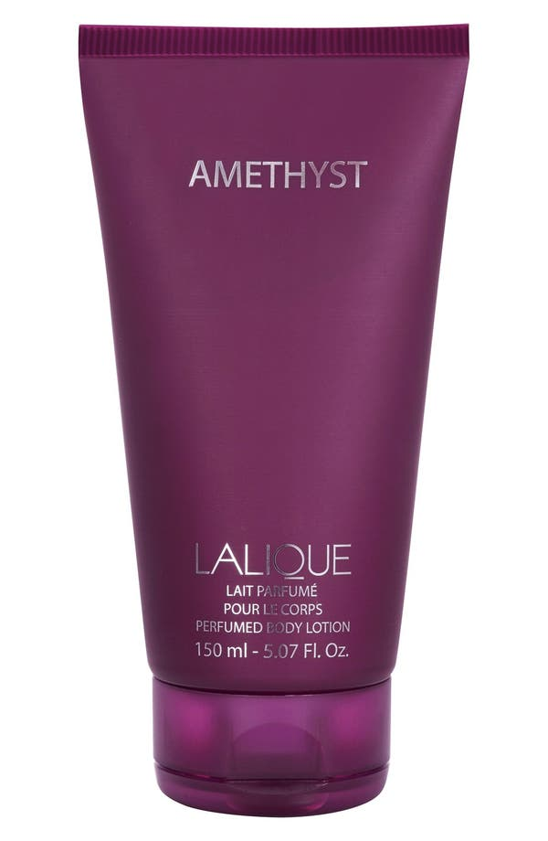 Alternate Image 1 Selected - Lalique 'Amethyst' Body Lotion