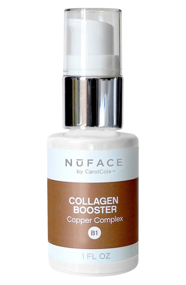 Alternate Image 1 Selected - NuFACE® Collagen Booster with Copper Complex