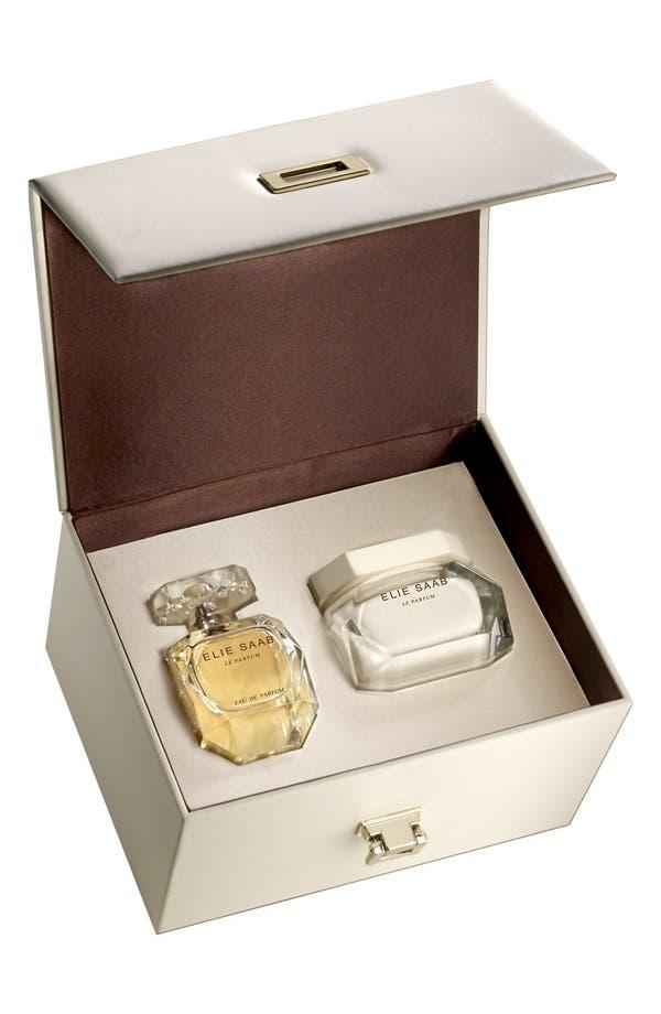 Alternate Image 2  - Elie Saab 'Le Parfum' Eau de Parfum Deluxe Set (Limited Edition)