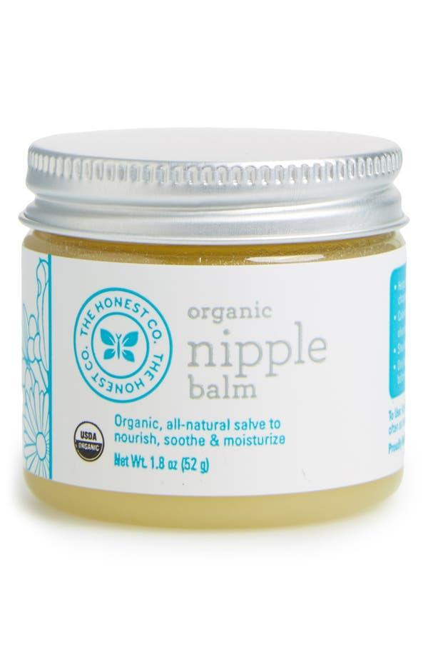 Organic Nipple Balm,                         Main,                         color, White